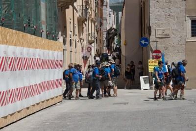 Cammino Terre Mutate Tappa 14 Collebrincioni - L'Aquila (75)