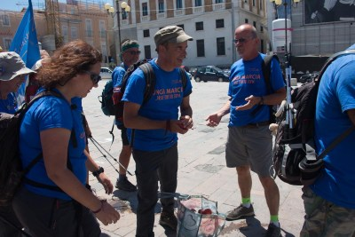 Cammino Terre Mutate Tappa 14 Collebrincioni - L'Aquila (77)