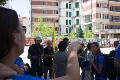 Cammino Terre Mutate Tappa 14 Collebrincioni - L'Aquila (89)