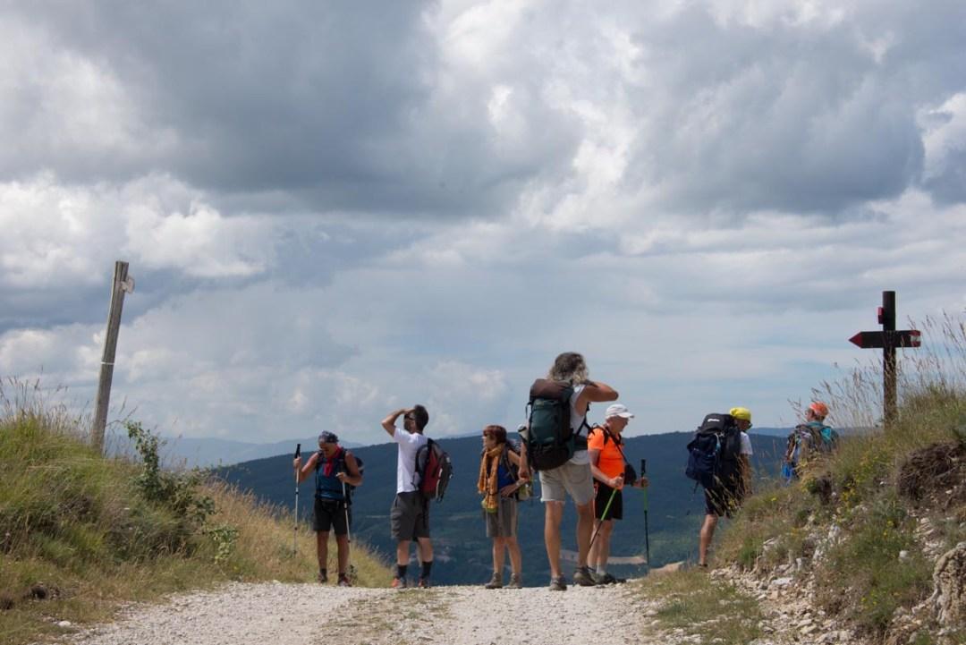 Cammino Terre Mutate Tappa 5 Ussita-Campi di norcia (16)