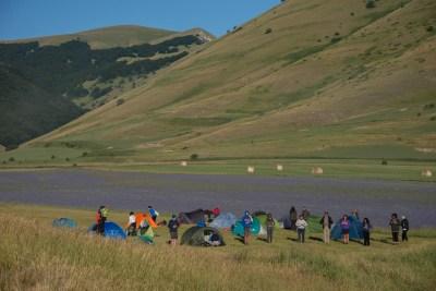 Cammino Terre Mutate Tappa 8 Castelluccio di Norcia - Arquata del Tronto (4)