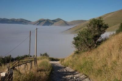 Cammino Terre Mutate Tappa 8 Castelluccio di Norcia - Arquata del Tronto (6)