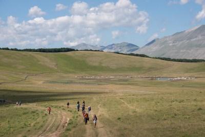 Cammino Terre Mutate Tappa 9 - Arquata del Tronto - Accumoli (21)