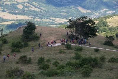 Cammino Terre Mutate Tappa 9 - Arquata del Tronto - Accumoli (39)