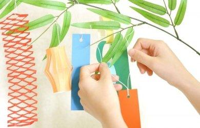 Ở Nhật 7/7 là ngày lễ Tanabata