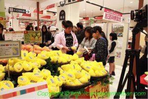 Mua xoài Việt Nam ở Nhật Bản