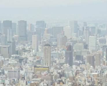 CHÚ Ý Bão cát Trung Quốc tràn đến Nhật Bản
