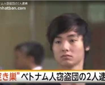 Nhật Bản bắt thêm 2 người chuyên vào nhà dân trộm đồ