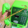 Hướng dẫn sử dụng điện thoại công cộng ở Nhật Bản
