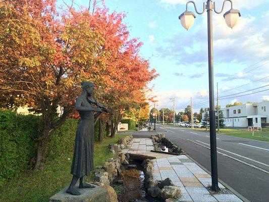 Đón mùa Đông đến sớm ở Hokkaido của Du Học Sinh Việt tại Nhật Bản