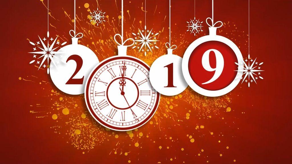 Happy New Year 2019 By Samar Elnafad VideoHive
