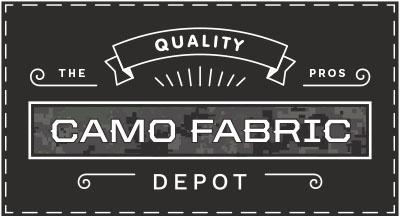 Camo Fabric Depot