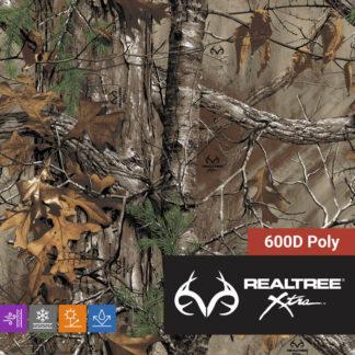 Realtree Xtra 600D Poly