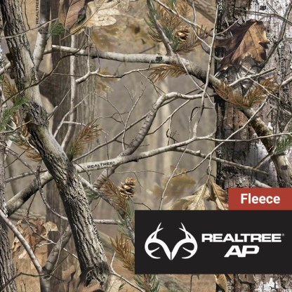 Realtree AP Camo Fleece