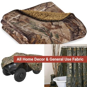 All Home Decor & General Use Fabric