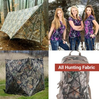 Hunting & Outdoor Fabric