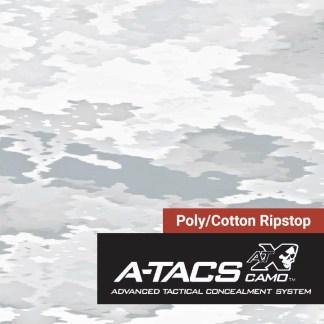 A-TACS-ATX Poly/Cotton Ripstop