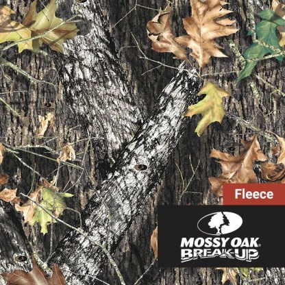 Mossy Oak Break Up Camo Fleece