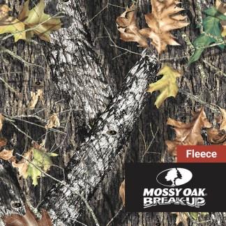 Mossy Oak Break Up Camo Fleece