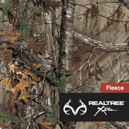 Realtree Xtra Camo Fleece
