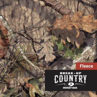 Mossy Oak Break-Up Country Fleece