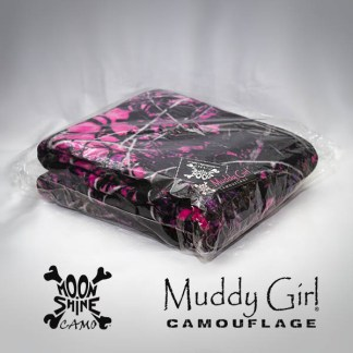 Muddy Girl Fleece Blanket