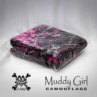 Muddy Girl Fleece Blanket