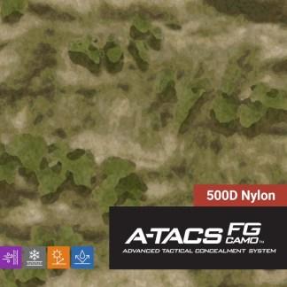 A-TACS-FG 500D Cordura Nylon