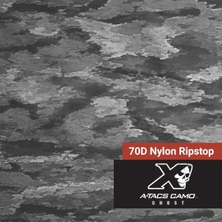 A-TACS Ghost 70D Nylon Ripstop Fabric