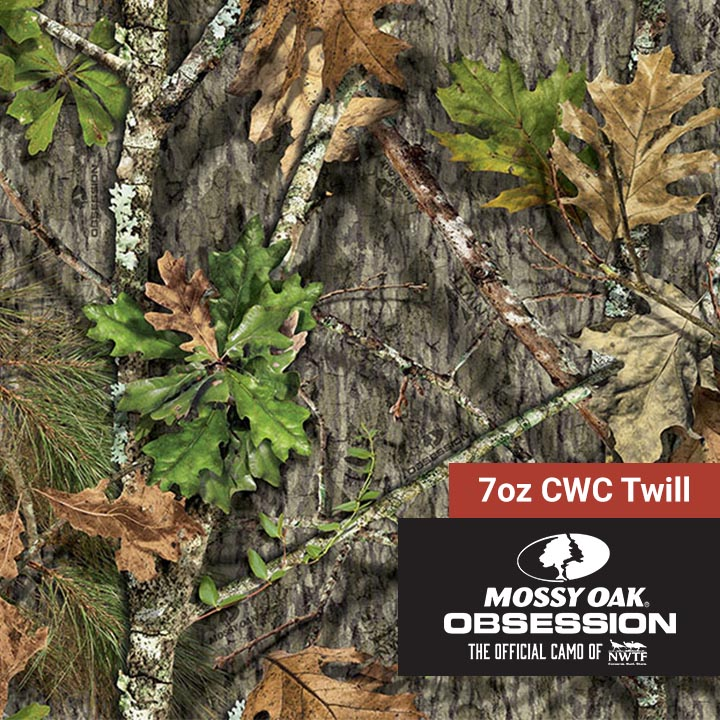 Cwc Twill Mossy Oak Obsession Official Nwtf Camo 59 60 Camo