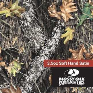 Mossy Oak - Break Up 3.5oz Soft Hand Satin
