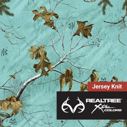 Realtree Xtra Colors - Sea Grass - Jeresey Knit