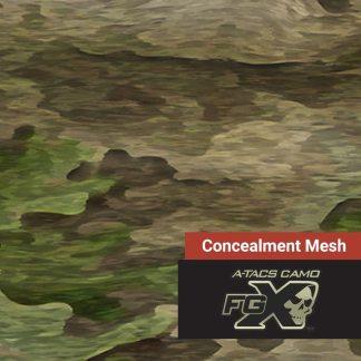 A-TACS FGX Concealment Mesh Fabric - Camo Fabric Depot
