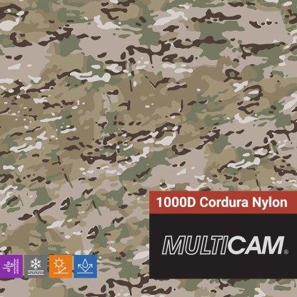 Multicam Fabric - Original 1000D Nylon