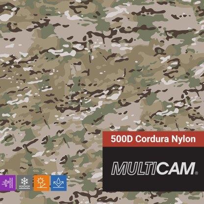 Multicam Fabric - Original 500D Nylon