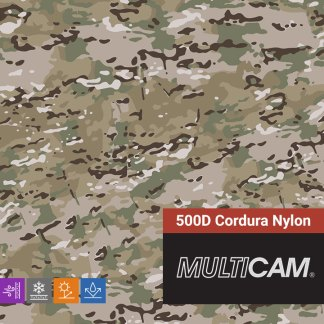 Multicam Fabric - Original 500D Nylon