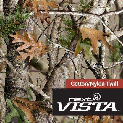 Next Camo G1 Vista - Cotton / Nylon Twill