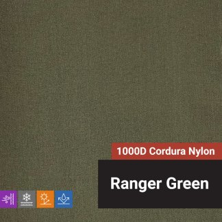 Cordura Nylon Ranger Green