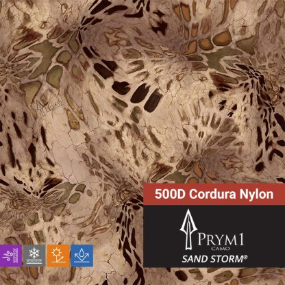 Prym1-Sand-Storm-500D-Cordura-Nylon