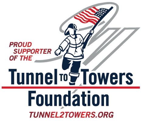 Proud Tunnels to Towers Supporter