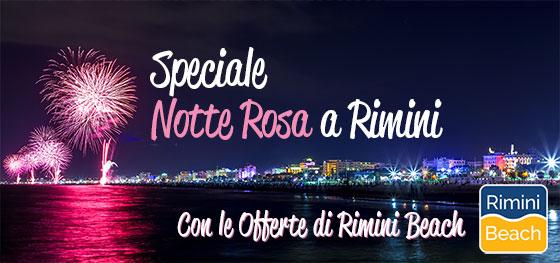 Speciale Notte Rosa a Rimini