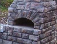 Camosse Masonry Supply, Massachusetts, Brick Pizza Oven
