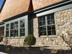 Camosse Masonry Supply, Massachusetts, Stone Homes