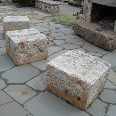 Salvaged Stone