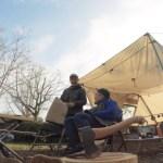 冬キャンプを幸せにする4つのアイテム