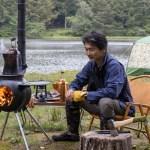 焚き火の熱で効果的に暖まれるリフレクター作り【写風人の駒ヶ根アウトドアライフ~第3章#18】