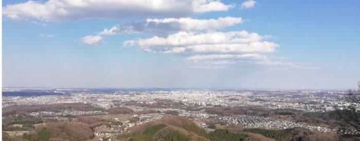 八王子城山頂 登山キャンプ