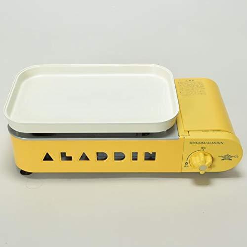アラジン ポータブル ガス ホットプレート プチパン