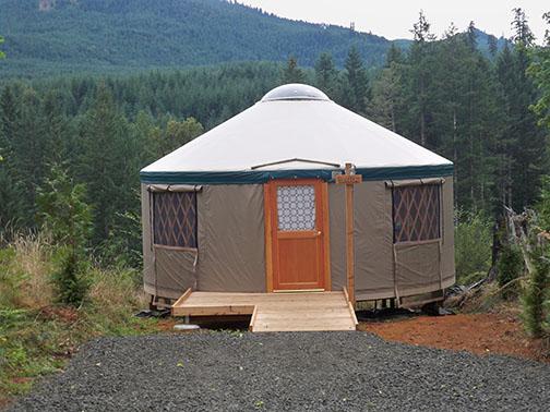 Yurts 2014