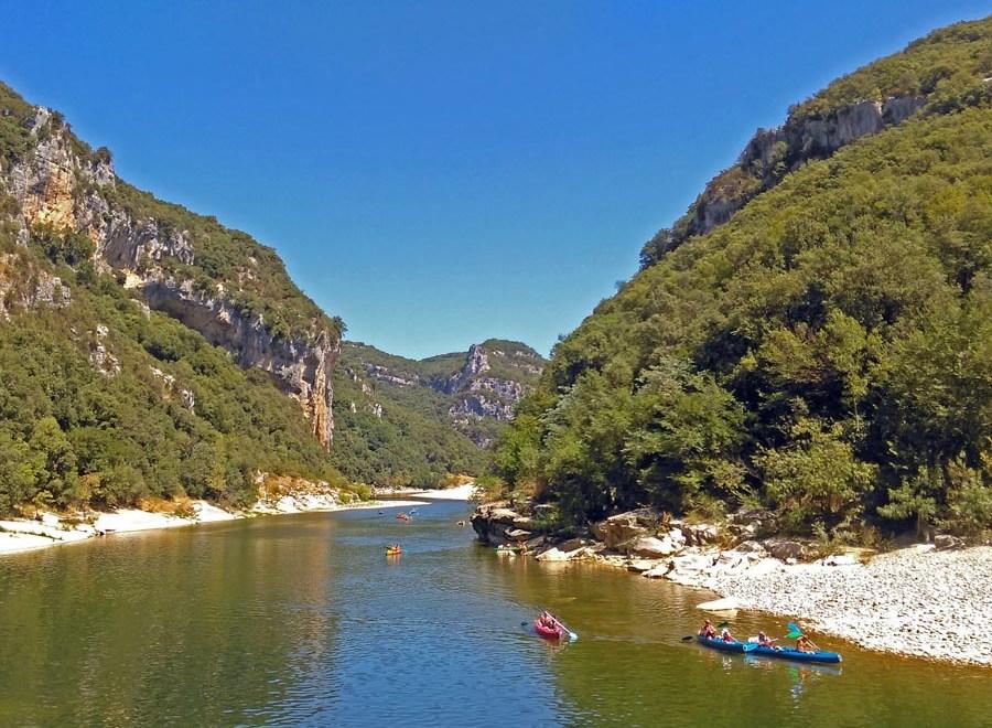 Gorges de l'Ardèche